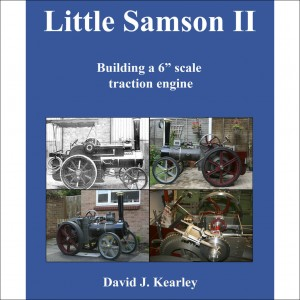 Little samson 2 cover